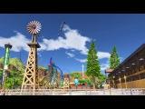 RollerCoaster Tycoon World Gamescom Trailer