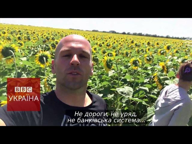 Я викопав колодязь і закохався в Україну - мандрівник зі США