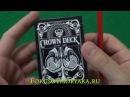 Обзор Колоды BLACK CROWN DECK Купить карты Чёрная Корона Фокусы с картами от Моряка