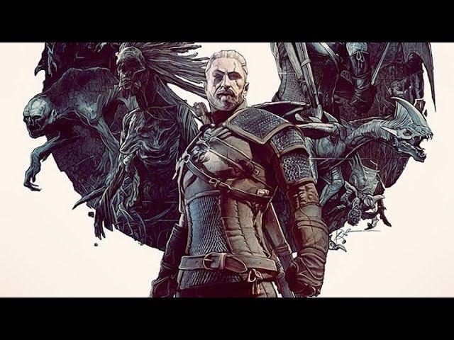 Гвинт,скачки и коза ворожея Ведьмак 3 Дикая охота on PS4
