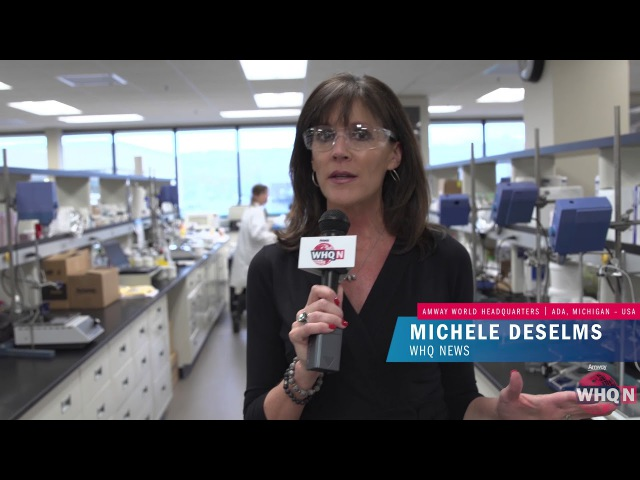 WHQ News: Inside the Beauty and Personal Care lab