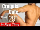 Croquis Cafe Figure Drawing Resource No 291 feat short poses