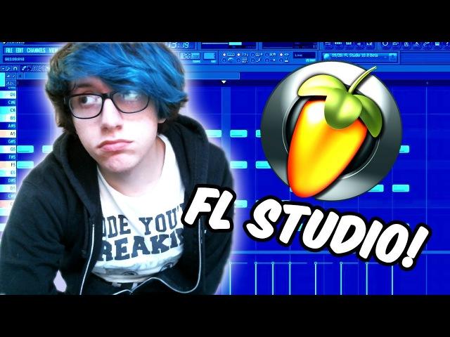 Making Metalcore FL Studio Vlog!