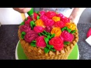 Amazing Cakes Decorating Techniques 2017 😘 Most Satisfying Cake Style Video CakeDecorating 49