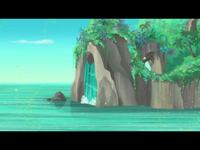Джейк и пираты Нетландии - Веселая поездка!/ Гонка к горе Никогда! - Серия 9, Сезон 1