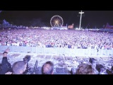 45.000 People Earthquake at AIRBEAT ONE Germany ( Dimitri Vegas &amp Like Mike Crowd Control )