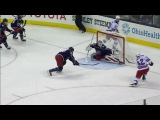 Blue Jackets' Bobrovsky at it again, robs Rangers' Smith point blank