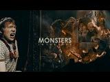 Harry Potter Monsters in the Dark