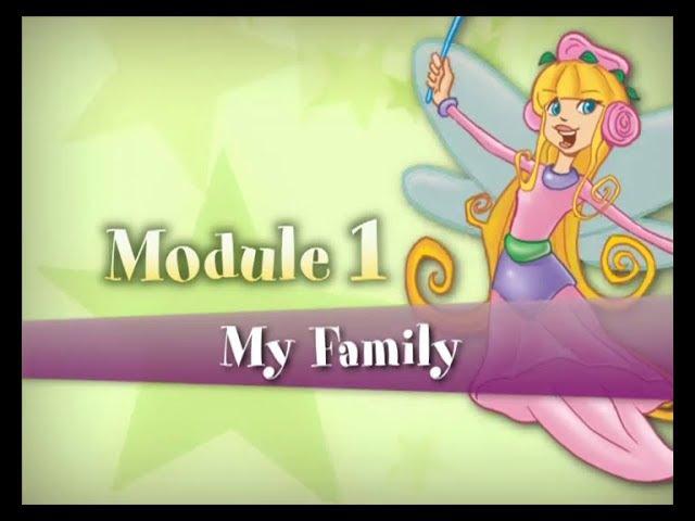 Starlight 3 - Module 1 - My Family