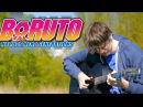 Boruto: Naruto the Next Generation Opening 1 - Baton Road - Fingerstyle Guitar Cover