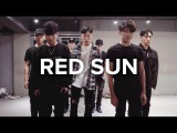 Red Sun - Hangzoo (ft. ZICO, Swings)  Jinwoo Yoon Choreography