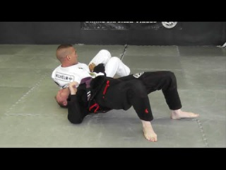 Arm Clamp Sweep from Side Control with Piet Wilhelm