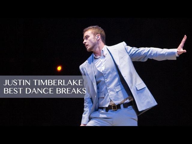 Justin Timberlakes Best Dance Breaks