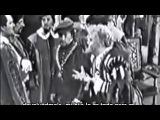 Tito Gobbi - Renata Scotto - Cortigiani vil raza dannata de Rigoletto de Verdi (Sub. Esp.)