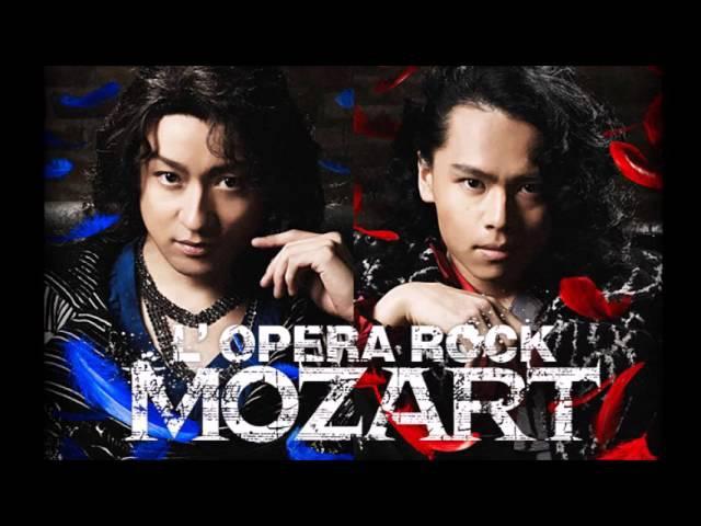 19** 2015.05.24 Mozart L'Opéra Rock - Vivre à en crever (Japanese Version) ロックオペラ モーツァルト