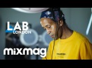 JOEY ANDERSON deep house techno set in The Lab LDN