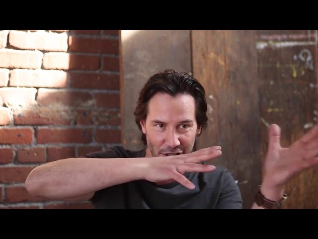 Keanu Reeves was in Mens Fitness, March 2017 US Edition