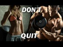 Workout music 2018 [W/ HD VIDEOS] - DON'T QUIT 🏆