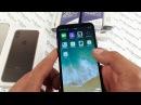 Купить 100 % копию Iphone X лучшая реплика/ распаковка Iphone 10 видео обзор копии Айфона 8 ...