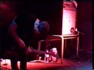 Nomeansno - Ghosts live at Leeds Poly 17-9-91