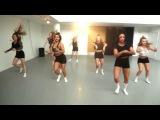 Jazz choreography Radar Britney Spears Jorrdan Lightbody PDK (RE-UPLOADED) #Everysinglestep