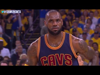 Kevin Durant vs LeBron James SUPERSTARS Duel in 2017 Finals Game 1 LBJ With 28, KD With 38 Pts!