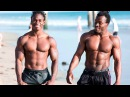PT 2 African Beasts Alseny and Sekou @ Huntington Beach W Strength Project