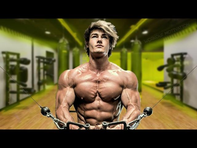 Jeff Seid Workout Motivation