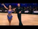 Show Dance Samba: Maurizio Vescovo Andra Vaidilaite