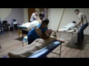 Испанский массаж Обучение технике