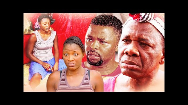 POWERFUL DAUGHTER OF A NATIVE DOCTOR {CHACHA EKE} - NIGERIAN MOVIES 2017 | AFRICAN MOVIES 2017