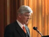 Generalmajor a.D. Gerd Schultze-Rhonhof spricht in M