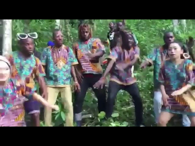 Chi chin Ching - new Dance song 2017 (shockwave) Dance Move By Gabbidon 2017
