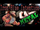 Castlevania Bloodlines - Iron-Blue Intention (Metal Cover)