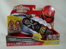 Review Deluxe Legendary Morpher Power Rangers Super Megaforce