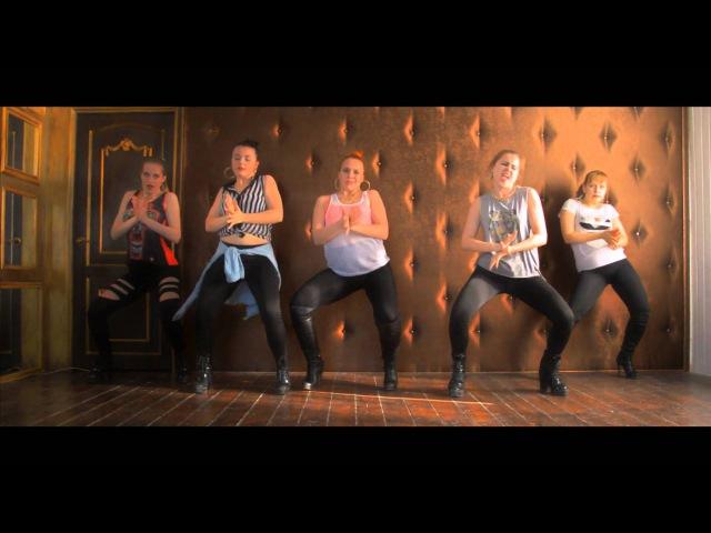 Choreo by Chasovskikh Darya! Girl's Emotion! Nicki Minaj - Want Some More! High heels!