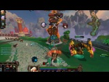 Joust Ranked 3 vs 3 Chiron He Bo Cabrakan Odyssey Texture Pack  Smite