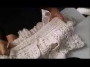 Parte 1 Vestido Grazi Massafera Crochê