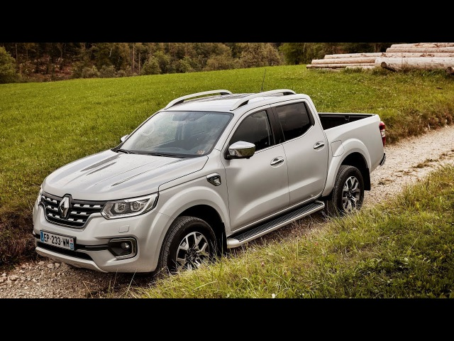 2018 Renault Alaskan interior Exterior and Drive