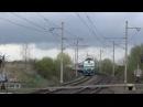 Hugo 350 004 na vlaku Ex 220 Sůľov Osek nad Bečvou 8 4 2017