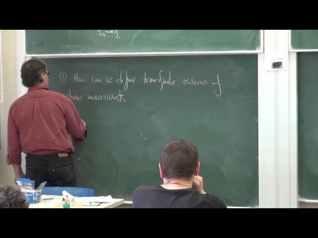 Lecture 1 | Links, homology cobordism, and Milnor's invariants | Kent Orr | Лекториум