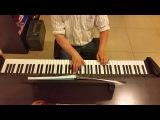 I Saw You Dancing (Yaki Da) - piano cover - пианино кавер
