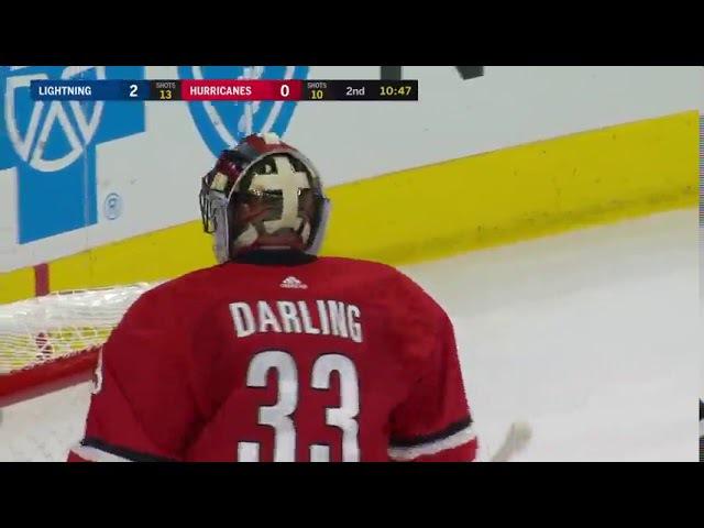 НХЛ 17-18 4-ая шайба Сергачева 24.10.17