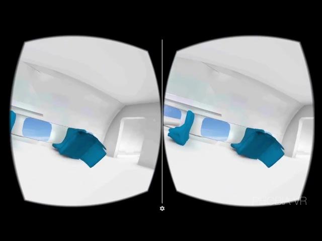 Phobia VR — симулятор фобий для Android