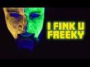 Die Antwoord I FINK U FREEKY metal cover by Leo Moracchioli