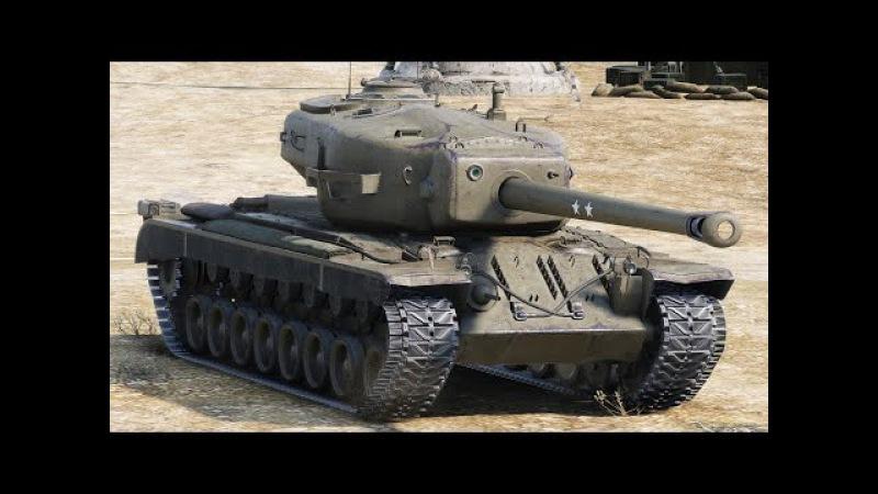 World of Tanks T30 - 8 Kills 10,4K Damage