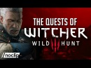 The Quests of Wild Hunt - Witcher Documentary