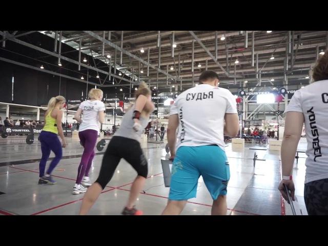 Кубок вызова 6, 2017, Фиронова Алла, 1 ый отборочный