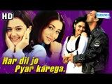 Har Dil Jo Pyar Karega (HD) Salman Khan, Rani Mukerji, Preity Zinta - Hindi Movie With Eng Subtitles