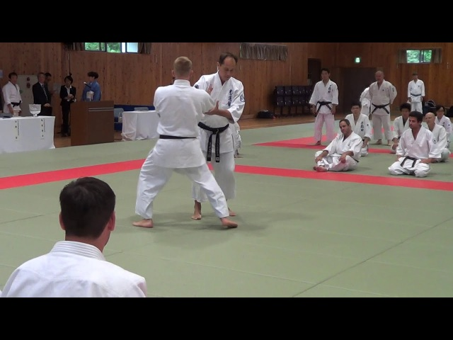 How to use an opponent's Elbow in an Aikido Fight